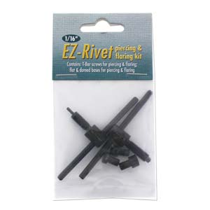 EZ-Rivet, 1/16 Rivet Punch & Flair Replacement Kit