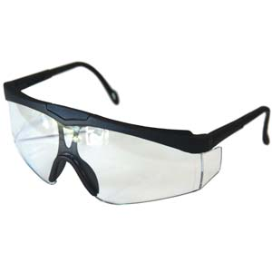 Fireworks Safety Glasses - wrap-around