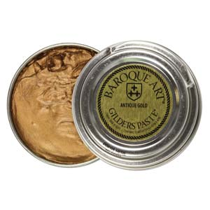 Gilders Paste - 30 ml - 1.5 oz - Antique Gold