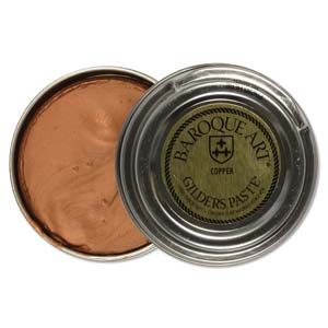 Gilders Paste 30 ml - 1.5 oz Copper