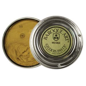 Gilders Paste 30 ml - 1.5 oz Inca Gold