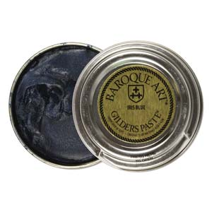 Gilders Paste 30 ml - 1.5 oz Iris Blue
