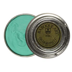 Gilders Paste 30 ml - 1.5 oz Patina