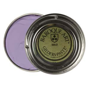Gilders Paste 30 ml - 1.5 oz Violet