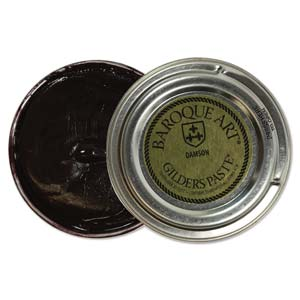 Gilders Paste 30 ml - 1.5 oz Damson (Deep Purple)