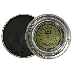 Gilders Paste - 30 ml - 1.5 oz - Black