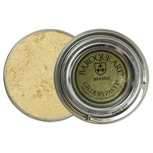 Gilders Paste - 30 ml - 1.5 oz - Rich Gold