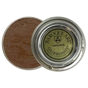 Gilders Paste 30 ml - 1.5 oz Sandalwood