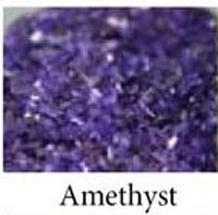 Art Mechanique™ German Glass Glitter - Amethyst