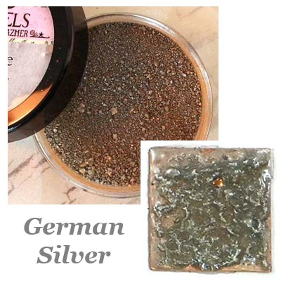 ICED Enamels® – German Silver Relique Powder 15ml