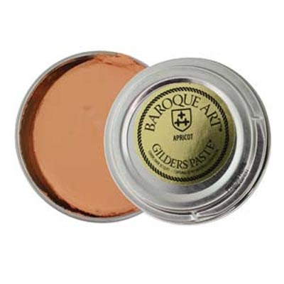 Gilders Paste 30 ml - 1.5 oz Apricot