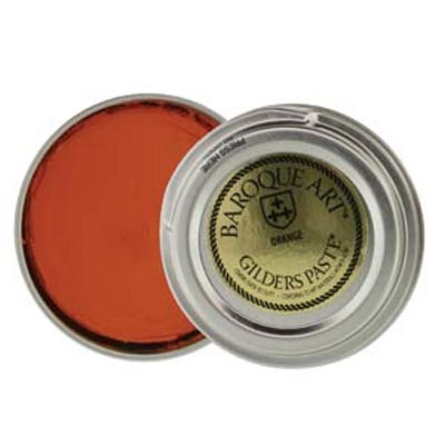 Gilders Paste 30 ml - 1.5 oz Orange