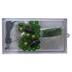 Beading Kit for Jewellery Making - Green