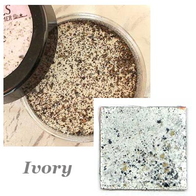 ICED Enamels® – Ivory Relique Powder 15ml