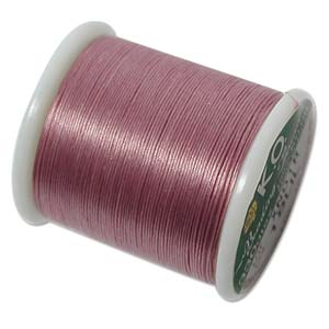 KO Beading Thread, Lilac, 50m, 55 yds