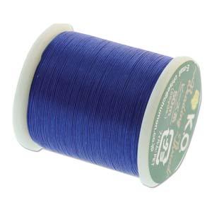 KO Beading Thread, Clear Blue, 50m, 55 yds