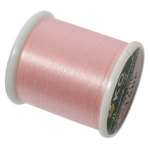 KO Beading Thread, Baby Pink, 50m, 55 yds