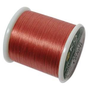 KO Beading Thread, Apricot, 50m, 55 yds