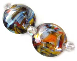 SOLD - Artisan Glass Lampwork Beads ~ Jackson's Dream Set
