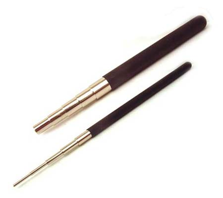 Beadsmith 5-Step Mandrel 1.5 - 10mm Carbon Steel Jewellers Tools 2 pc Set
