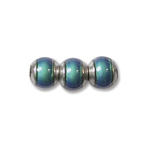 Mirage Mood Beads (Originals) 5.5x5mm Rounds x1