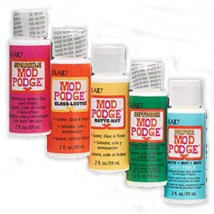 Mod Podge® Modpodge Assortment - 2oz x5