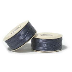 Nymo Beading Thread Royal Blue, B, 72 yds
