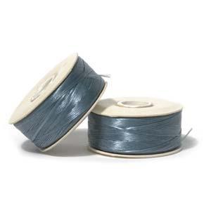 Nymo Beading Thread Turquoise, D, 64 yds