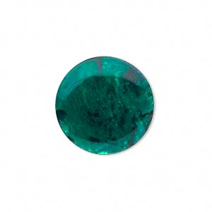 Cabochon - Paua Shell Green 20mm Round x1