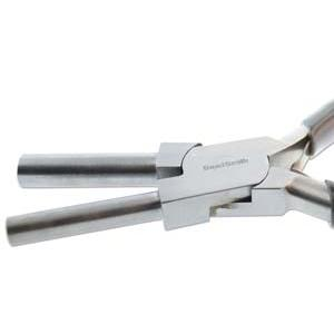 Beadsmith Bail and Ear-hook Making Pliers 7mm and 9mm mandrel Jaws