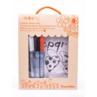 Plaban Shrink Plastic Starter Bag B, Flowers