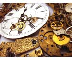 Steampunk Watch Clock Components Parts, Cogs, Gears, Hands, (Luxury Vintage Mix) 30g