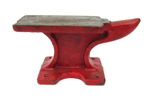 Red Horn Anvil - Cast Steel - Jewellers Tool