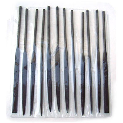 Beadsmith Needle File 12 piece Set