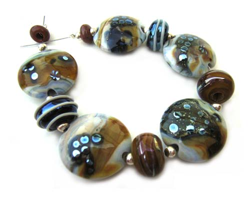 TIASA II - Ian Williams Artisan Glass Lampwork Beads