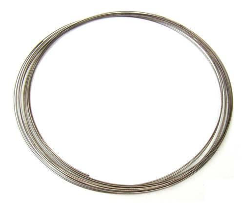 Memory Wire 0.06mm Necklaces 11.5cm Economy - per loop