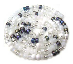 Czech Seed Beads 8/0 Apparition 1 mini Hank