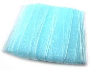 Organza Ribbon 12mm - Aqua 5m