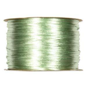 Rattail 1mm Mint (Kumihimo) Satin Braiding Cord 1 metre