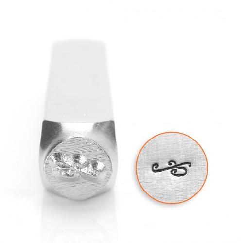 ImpressArt, Flourish D 6mm Metal Stamping Design Punches