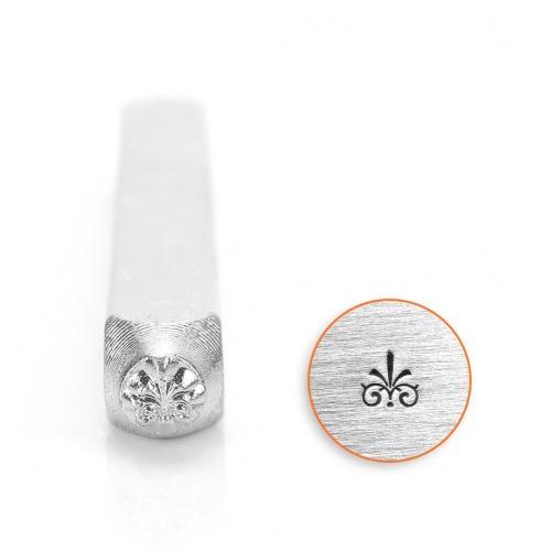 ImpressArt, Flourish G 3mm Metal Stamping Design Punches