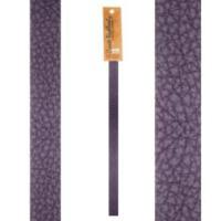 Create Recklessly, Symphony Faux Leather Strip, for Bracelets, 10mm Wide, 10 Inch, x1pc, Grape Purple