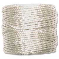 S-Lon, Super Lon Heavy Macrame Cord Tex400 Cream