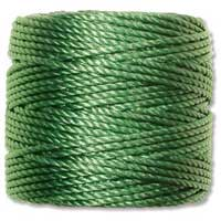 S-Lon, Super Lon Heavy Macrame Cord Tex400 Green