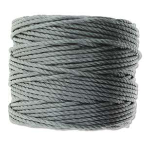 S-Lon, Super Lon Heavy Macrame Cord Tex400 Grey