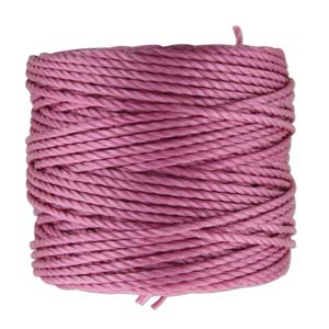 S-Lon, Super Lon Heavy Macrame Cord Tex400 Light Orchid