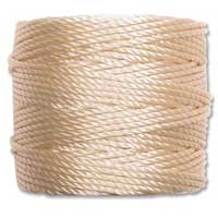 S-Lon, Super Lon Heavy Macrame Cord Tex400 Natural