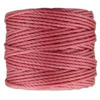 S-Lon, Super Lon Heavy Macrame Cord Tex400 Pink