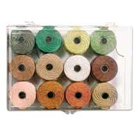 S-Lon, Super Lon Heavy Macrame Cord Tex400 Sampler Mix 1