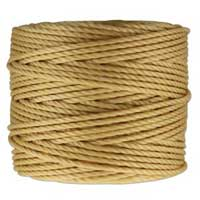 S-Lon, Super Lon Heavy Macrame Cord Tex400 Wheat